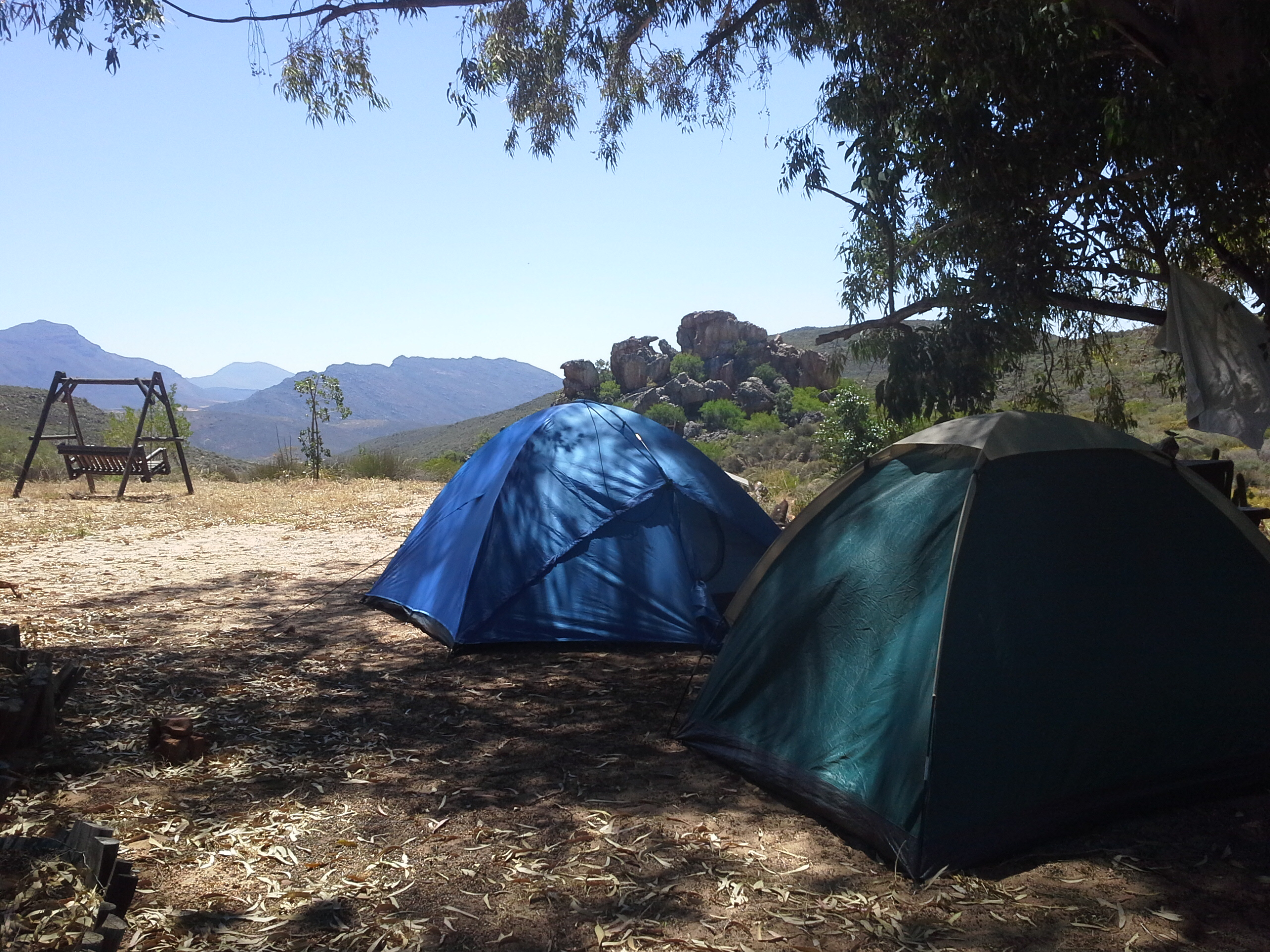 Gecko creek camping