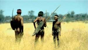 Bushman-hunters