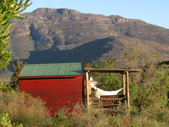 Accommodation in Cedarberg